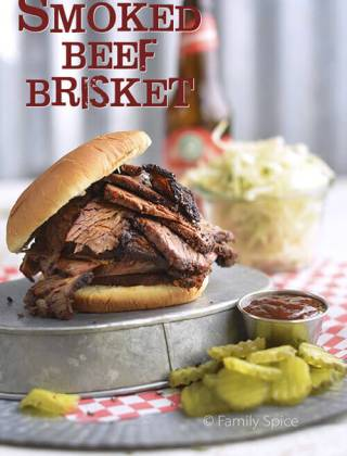 Smoked Beef Brisket Made Easy