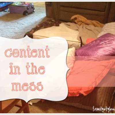 Content in the Mess