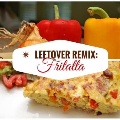 Leftover Remix: Fritatta
