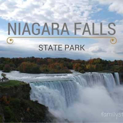 Bucket List Destination: Niagara Falls State Park