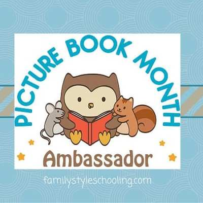 National Picture Book Month Celebration