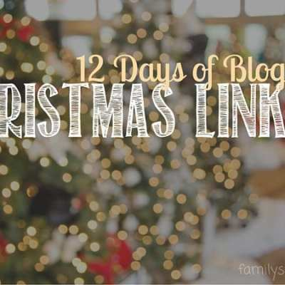 Christmas Link-up: 12 Days of  Blogmas Grand Finale