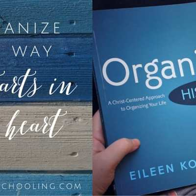 It Starts in the Heart – Organize His Way Review