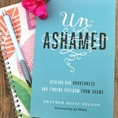 Broken, Yet Free. Working on Being Unashamed