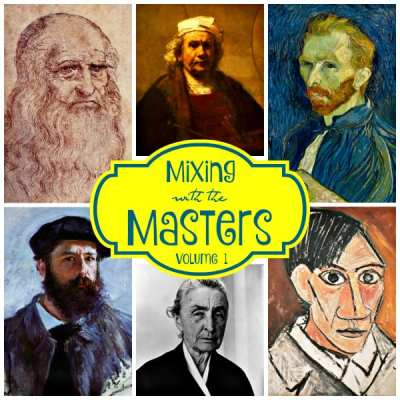 Mixing With the Masters – Famous Artists Inspired Projects