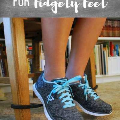 Bouncy Bands for Fidgety Feet