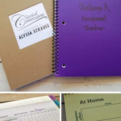 Challenge Assignment Tracker – Keeping Up With Your Student