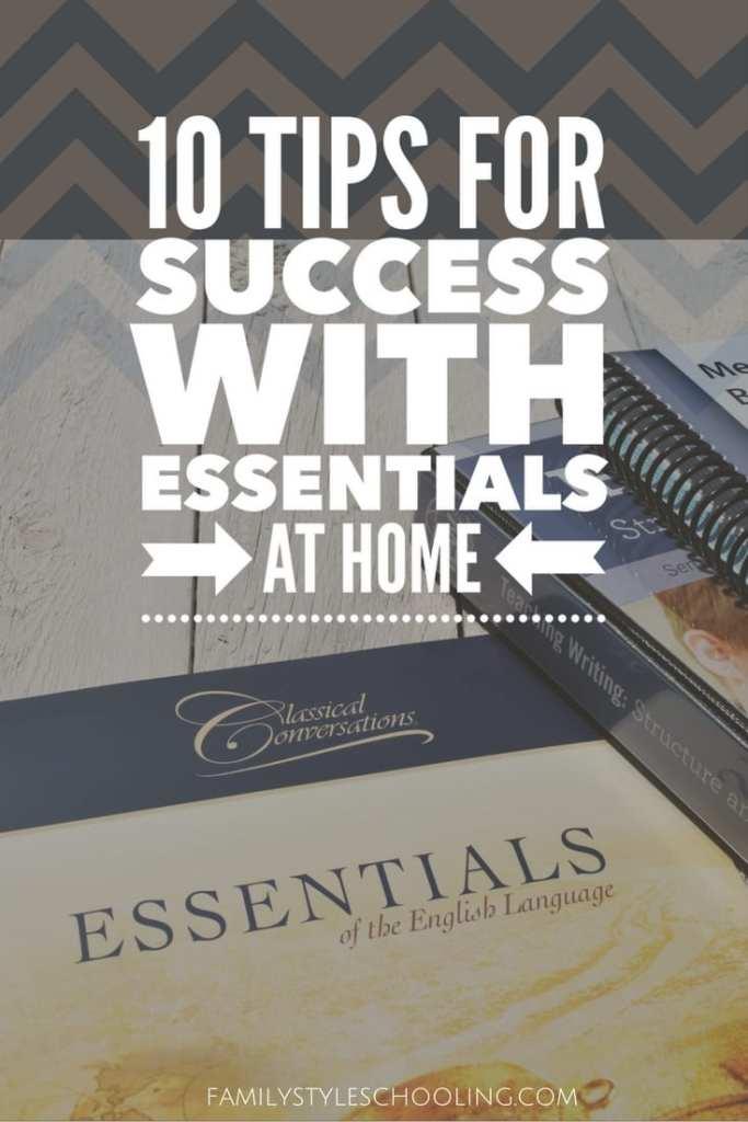 Essentials at Home