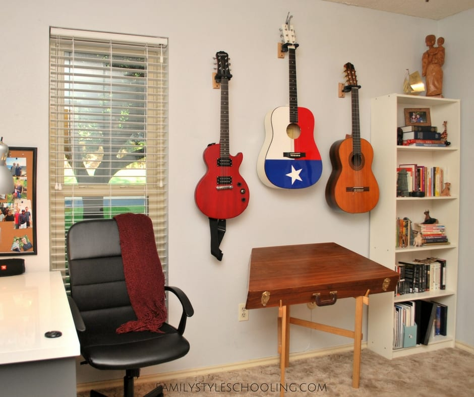 teen music room