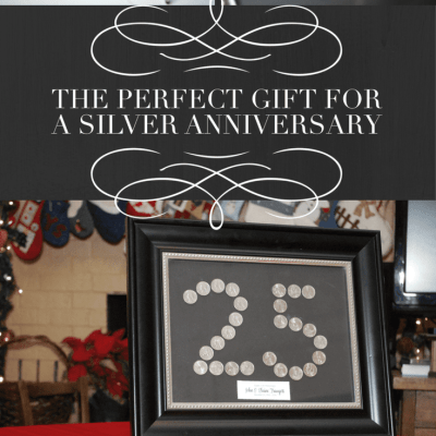 The Perfect Gift for a Silver Anniversary