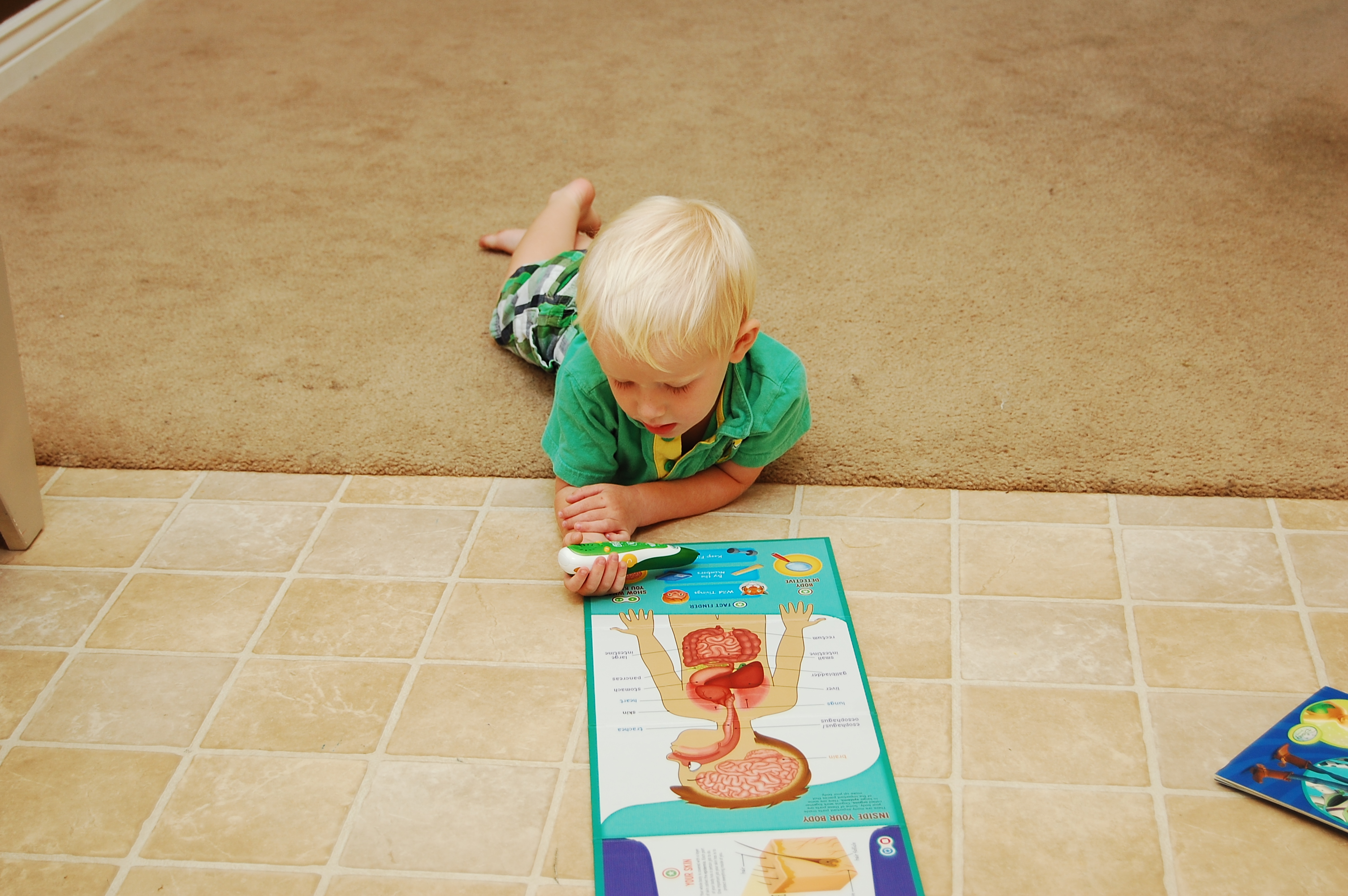 Leap Frog The Human Body Tag System Review