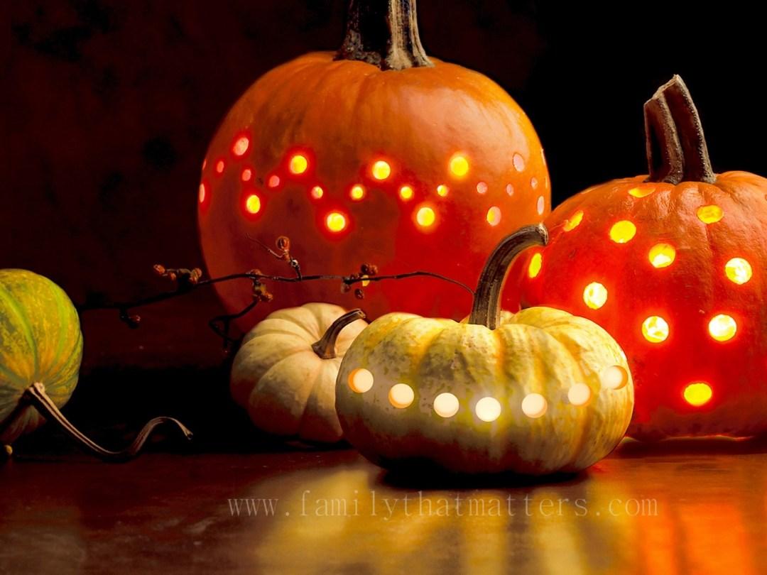 Wir freuen uns jedes Jahr auf Halloween!   – Wirklich?