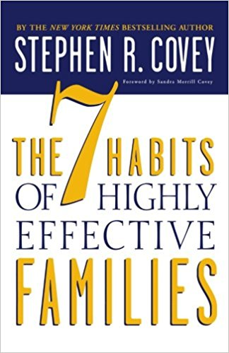 Stephen R.Covey – The 7 Habits of Highly Effective Families