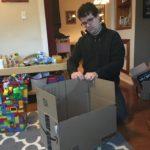Cardboard genius