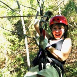 Zip-line tour in Costa Rica
