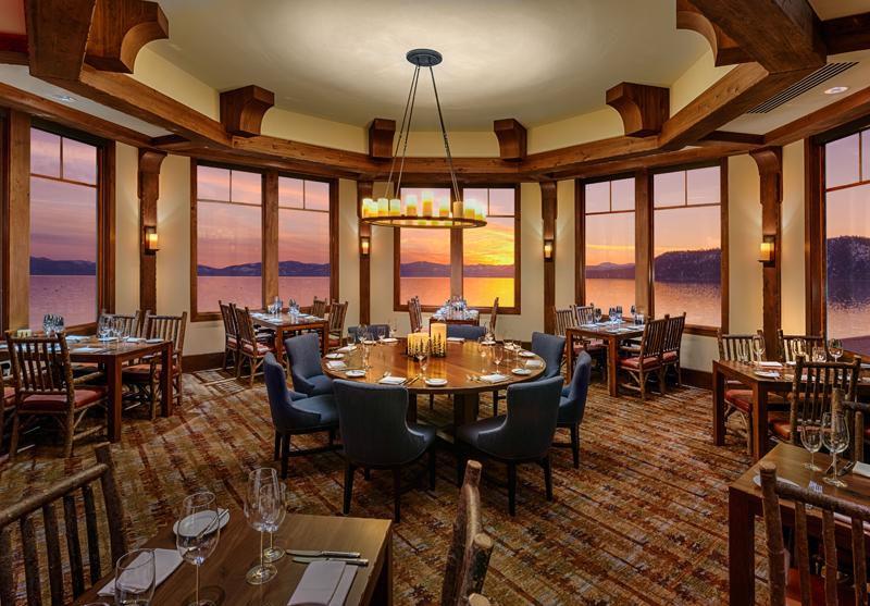 Hyatt Regency Lake Tahoe Resort Eagle's Nest