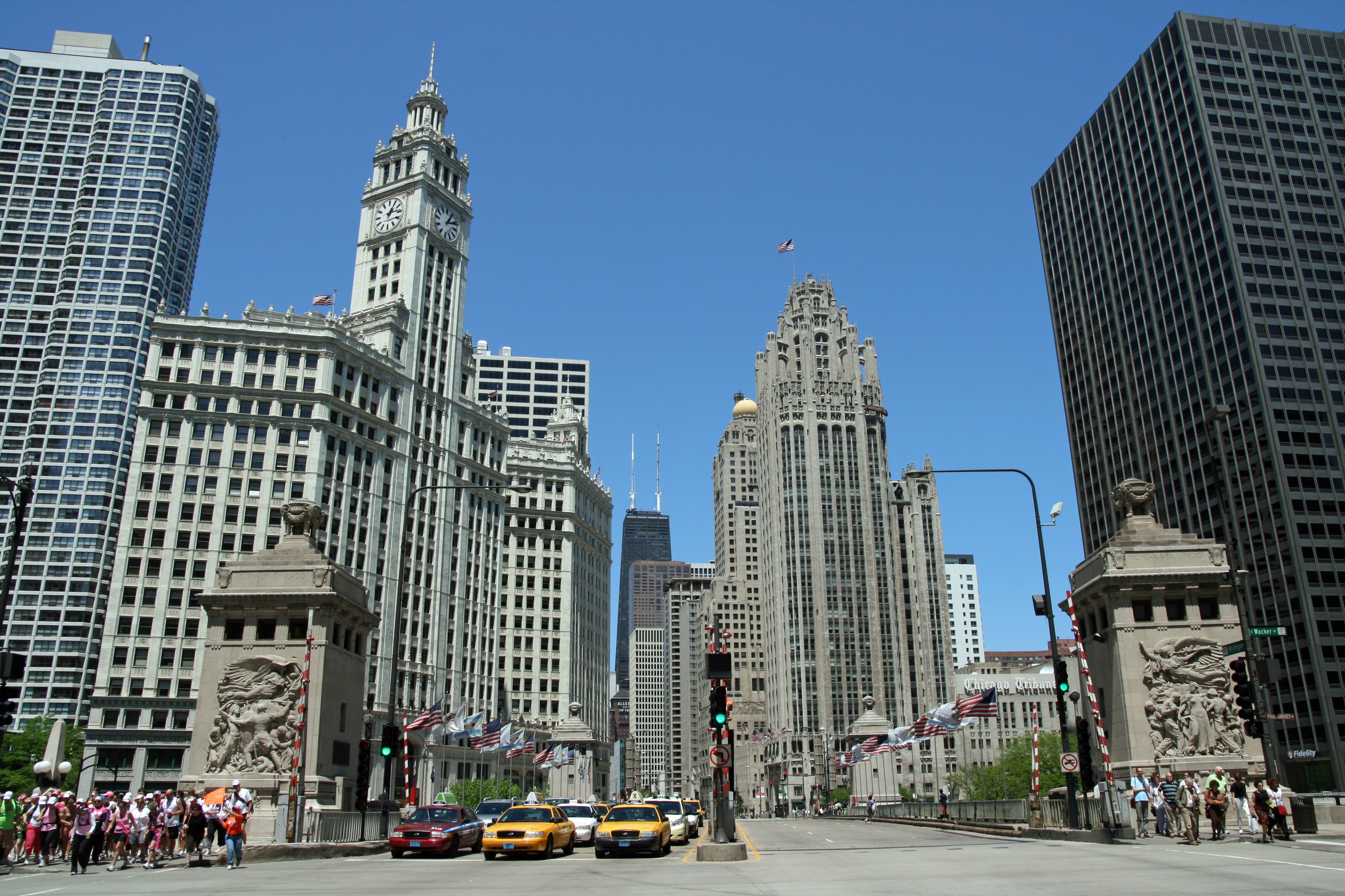 Image result for magnificent mile chicago