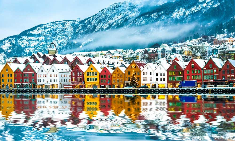 Image result for bergen winter