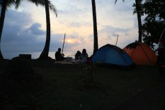 Camping Batu Karas