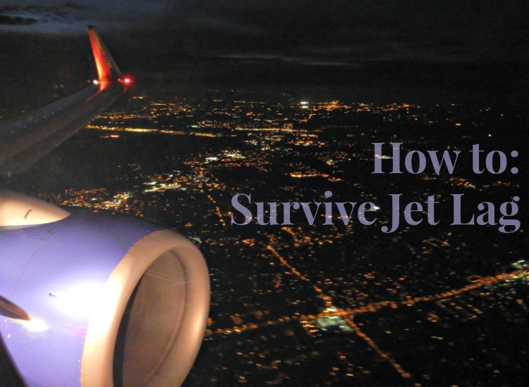 Jet Lag: How to adapt to time zone change