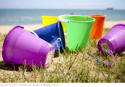 The Vacation Bucket List, a great idea!