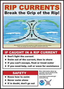 Rip Currents: More dangerous than JAWS