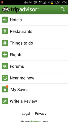 Ten Best Android Travel Apps