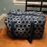 Carryon Luggage Organizing Tip