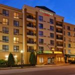 Courtyard Marriott Downtown Tampa Review
