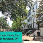 Slo-vannah, family friendly southern hospitality