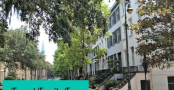 Frugal Family Fun in Savannah