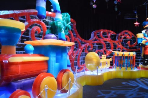ICE! at the Gaylord Texan: A Review