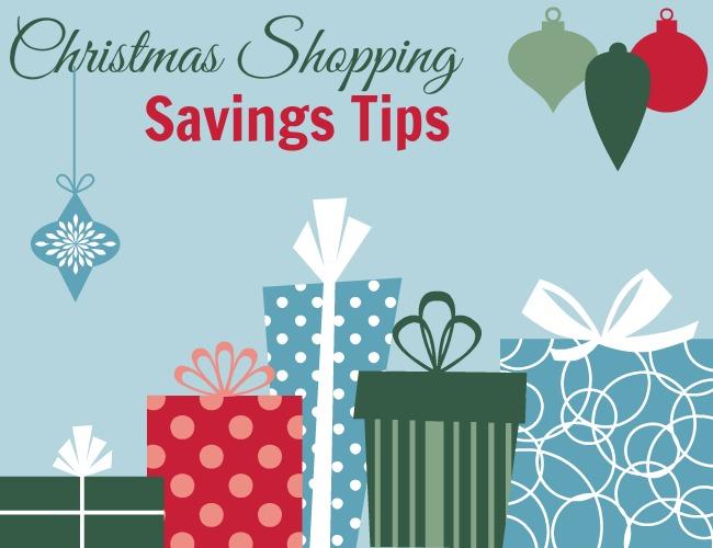Christmas shopping savings tips