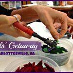 Girls Getaway in Charlottesville, VA? Yes, Please!