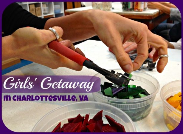 A girls getaway in Charlottesville, VA? Use our itinerary to plan your trip!
