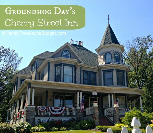 Groundhog Day's Cherry Street Inn