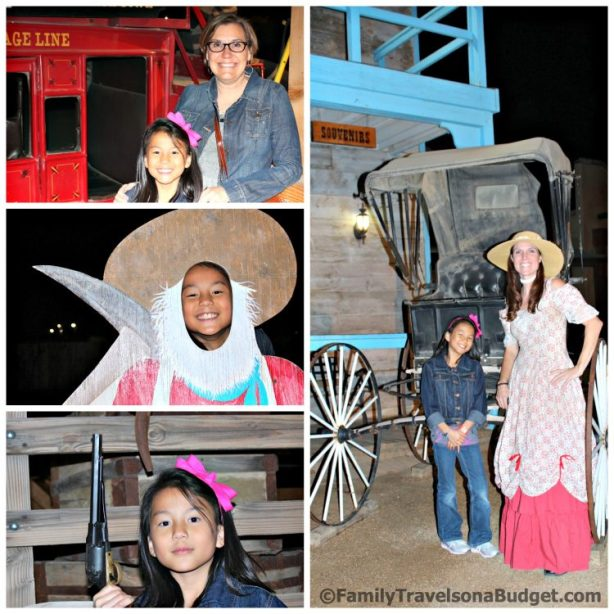 Attractions and Fun at Rawhide