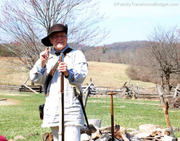 Valley Forge Historical Storytellers