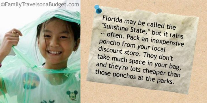Walt Disney World Travel Tips 1