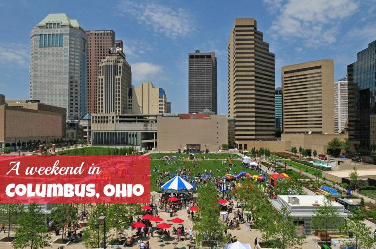 A weekend in Columbus, Ohio: Stop 4 on our mid-size city vacation tour