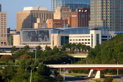 Raleigh, North Carolina. #2 on our mid-size city tour