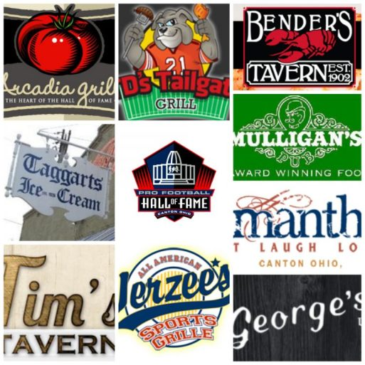 Canton restaurants to enjoy on a trip to the #PFHOF