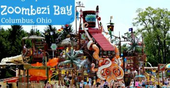Zoombezi Bay: The wildest waterpark ever