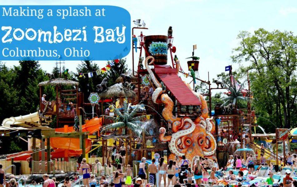 Zoombezi Bay Columbus Ohio