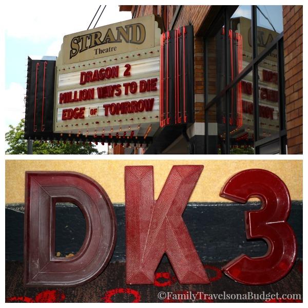 Americana Delaware Strand Theater