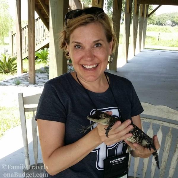 Louisianians Gator