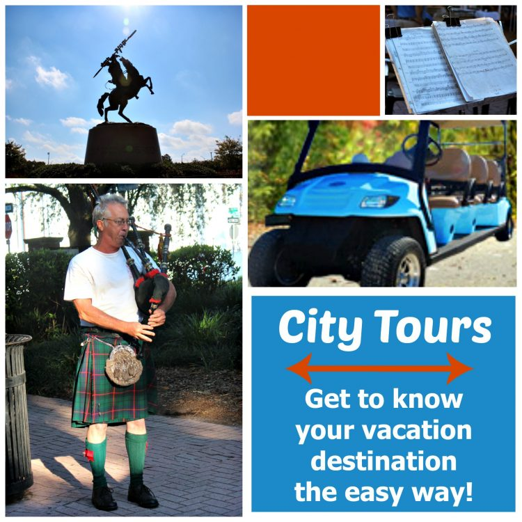 City Tours: A great way to explore new places