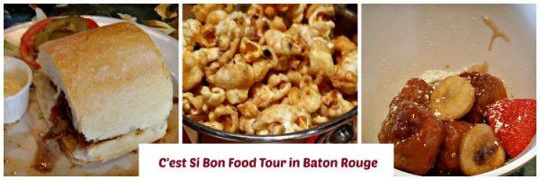 C'est Si Bon Food City Tours