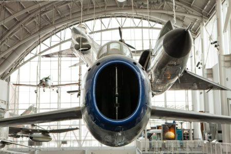 Hampton, Virgina- Virginia Air & Space Center 1