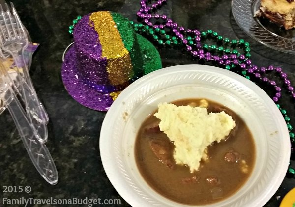 Mardi Gras Lessons Learned Simplicity